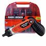 Atornillador Con Kit Fdx100 Black And Decker Maxitools