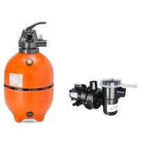Filtro Moto Bomba Para Piscina De Até 52 Mil Litros De Água