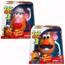 Sr Y Sra Cara De Papa Combo X 2 Toy Story 3 Grande Original