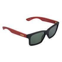 Óculos Masculino Evoke Thunder Black Temple Red