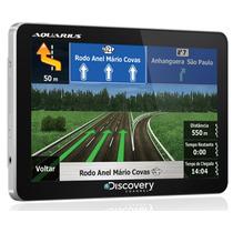 Navegador Gps Automotivo 4.3 Windows E Som Integrado Igo