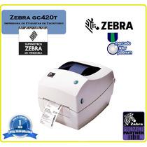 Nueva Impresora Etiquetas Zebra Gc420t, Sustituye Tlp2844