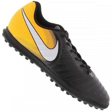 865e4e98c5 Chuteira Society Nike Tiempo Rio 4 Adulto Preto - Original - R  269 ...