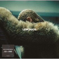Cd + Dvd Beyonce Lemonade Novo Lacrado