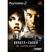 Patch Broken Sword The Sleeping Dragon Ps2 Frete Gratis
