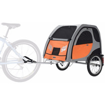 Carro Para Perro Petego Egr Comfort Wagon Dog Bike Trailer