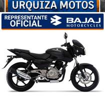 Moto Bajaj Pulsar Rouser 180 0km 36 Cuotas Urquiza Motos