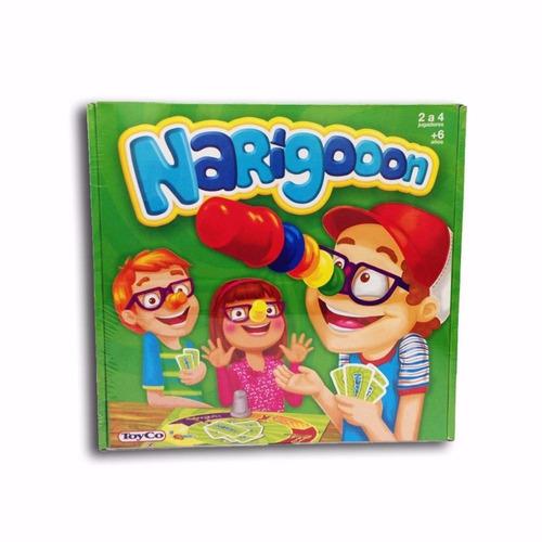 Juego De Mesa Narigoon Super Divertido 350 00 En Mercado Libre