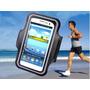 Brazalete Deportivo Forro Gimnasio Samsung S3 S4 S5 Caja