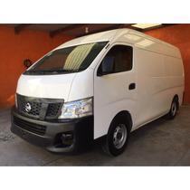Nissan Urvan 5p Amplia L4 2.5 Man A/a 2014