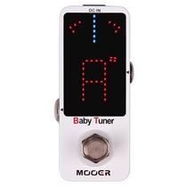 Pedal Para Guitarra Mooer Baby Tuner Afinador