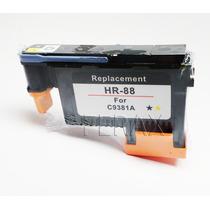 Cabeça Impressão Hp 88 C9381a Preto Amarelo K5400 K8600 K550