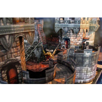 Cenário Castelo Medieval P/ Rpg, Wargame, Tabuleiros, Mage K