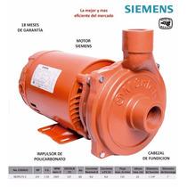 08332 Motobomba Siemens Centrifuga 3/4hp Mot0.75-2