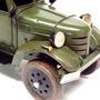 Miniatura Caminhão Transporte Armas Exército 1:12 Frete Grat