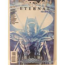 Batman Eternal # 52 Portada De Andy En Ingles The New 52