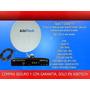 Paquete Satelital Fta / Capta Canales De Tv Libres