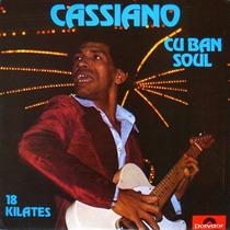 Lp Cassiano - Cuban Soul 18 Kilates | Novo - Vinil 180g