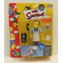 Figura Nueva Moe Los Simpsons Playmates Serie 3