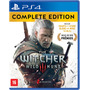 Witcher 3 Complete Edition Ps4 + Blood Wine E Hearts Of Ston