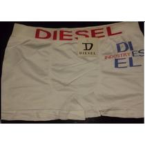 Kit 10 Cuecas Boxer Várias Marcas Calvin Armani Diesel