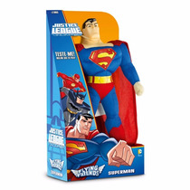 Boneco Justice League Unlimited Superman Flying Friends