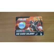Tarjeta De Video Asus Ati Radeon Hd6450 Silent De 1gb