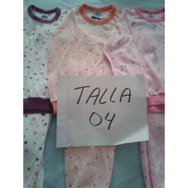 Pijama Niña Ovejita 100 % Algodon