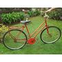 Antigua Bicicleta Ambrosio Super Lusso De 1949