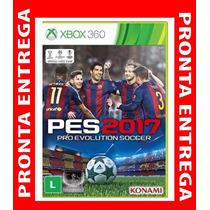 Pes 2017 Xbox Pro Evolution Soccer 2017 Xbox M. Física