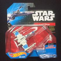 Hot Wheels Star Wars Resistance X-wing Fighter (cerrada)