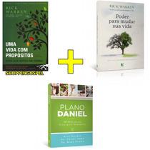 Vida C Propósitos + Poder Para Mudar Sua Vida + Plano Daniel