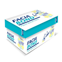 Facia Bond Papel Facia Bond Color Canario Carta