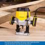 Set Ruteadora 1/4 1200w 8000-27000rpm + 6fresa Sta Ref Strr1