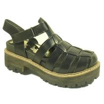 Sandalias Mujer Franciscanas Zapatos Mujer Plataforma 900