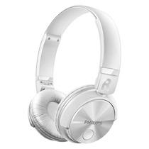 Auriculares Philips Dj Blanco Bluetooth Microfono Shb3060wt
