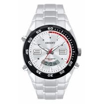 Promoção Relógio Orient Anadigi Mbssa039 + Frete