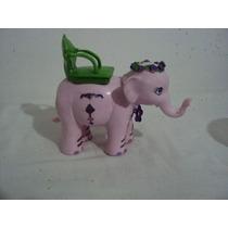 Boneca Personagem Elefante Tika Da Barbie Princesa Da Ilha