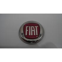 Emblema Fiat Capo Palio/marea/brava 02/04 Adaptação