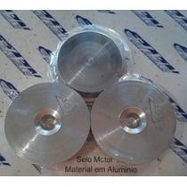 Kit 3 Selo Do Bloco Nvs Motor Vw Ap Todos Em Aluminio Turbo