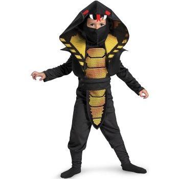 disfraz para nino de ninja