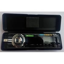 Frente Aparelho Sony Cdx-gt637ui Pronta Entrega Frete Gratís
