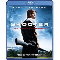 Bluray Tirador ( Shooter ) 2007 - Antoine Fuqua / Mark Wahlb