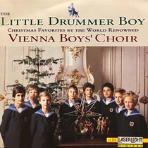 Cd The Little Drummer Boy Vienna Boys Choir Niños Cantores