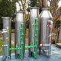 Filtro Desvarrador Estructural En Acero Inoxidable Modelo 82