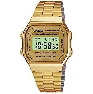 b561a686f29 Relogio Casio Vintage A168wg-9 Retro A158 A168 Promoção !!!! - R  218