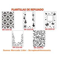 Plantillas De Repujado - Scrapbook - Evolution Tool - Sizzix