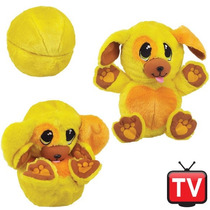 Peluches Bolita Ball Pets Sunny Yellow !! Originales !!