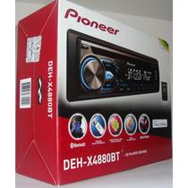 Cd Player Pioneer Deh-x4880bt Bluetooth Mixtrax Usb
