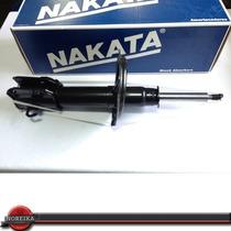 Par De Amortecedor Dianteiro Tipo 1.6/2.0 Nakata Fiat